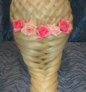 Плетения косы