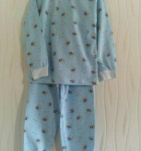 Пижама в наличии 6 лет рост 116