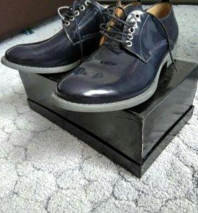 Туфли мужские alexander mqueen