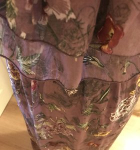Платье в пол H&M