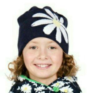 Новые шапки 48-54р осень-весна