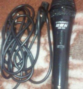 Микрофон для караоке+диск