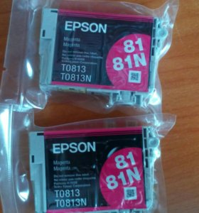 Картриджы для принтера epson