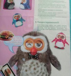 Интерактивная игрушка савва /Берди