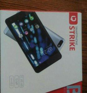 BQ Strike 3G 8gb Gold