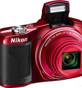 Цифровая фотокамера Nikon OOLPIX L610