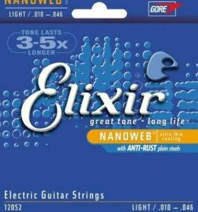 Струны Elixir 12052
