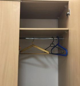 шкафы, стулья