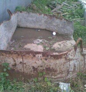 Корыто-бадья-банка для бетона и стройматериалов