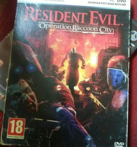Игры .Resident Evil.Prince of Persoa