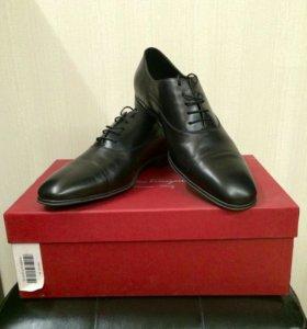 Туфли Salvatore Ferragamo новые, оригинал.