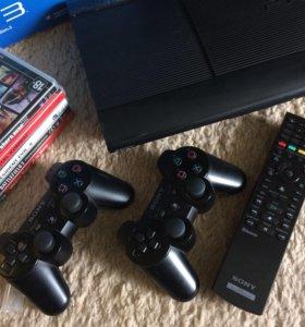 Sony PlayStation 3 SuperSlim 350gb