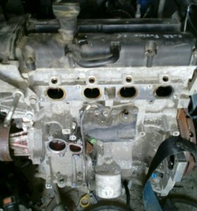 Двигатель Ford Fusion FXJA 1.4 16 клапанов