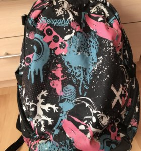 Рюкзак с ортопедической спинкой Bergans