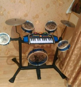 Музыкальная установка