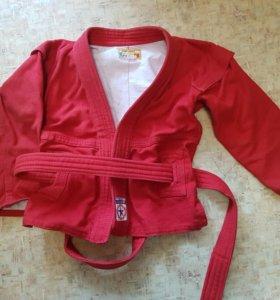 Куртка для самбо (кимоно)
