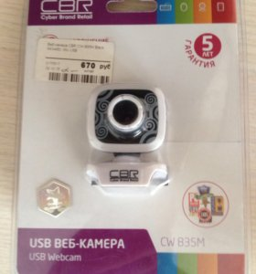 Web-камера новая
