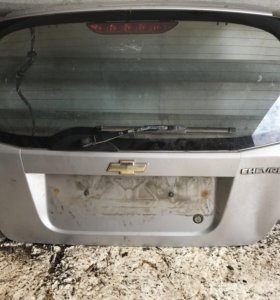 Крышка багажника Шевроле