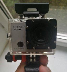 Продам экшн камеру Denver ACT-5030W