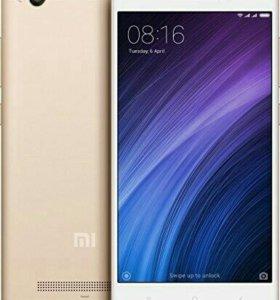 Xiaomi redmi 4a новый смартфон android 16 gb