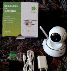 Камера Wi-Fi беспроводная. Новая.