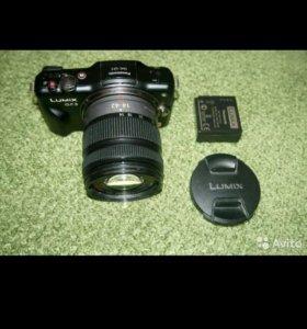 Panasonic lumix GF 3