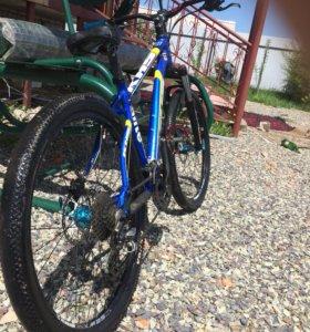Велосипед khs