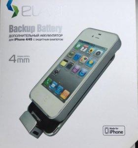 Чехол-Аккумулятор для iPhone 4/4s