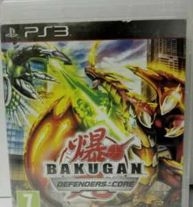 Игра Bakugan (PS3)