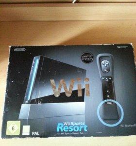 Игровая приставка Wii Nintendo