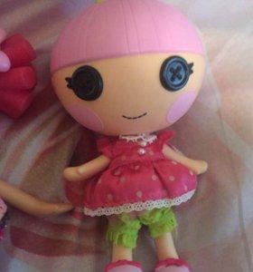Замечательные куклы из мультфильма.