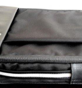 """Сумка-рюкзак для ноутбука 17"""""""