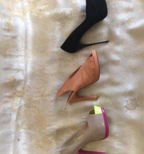 Обувь (много)