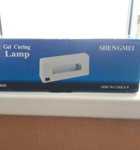 Лампа Gel curing 9watt