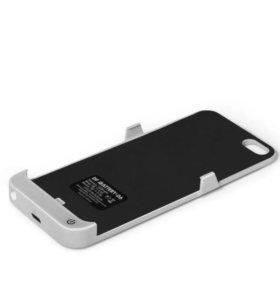 Переносное зарядное устройства для айфона 5/5s