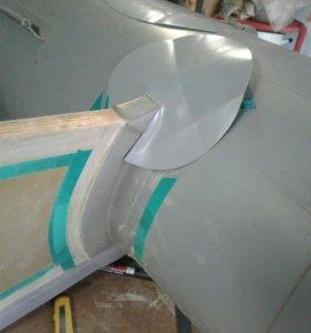 Лодки ПВХ ремонт