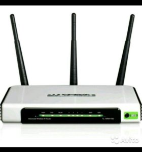 WiFi роутер б/у (маршрутизатор) TP-link TL-WR941ND