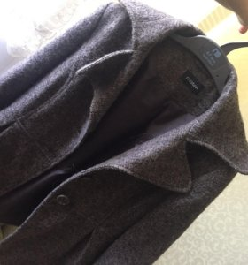 Пальто укорочённое!!