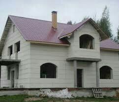 Строительство домов,зданий,сооружений