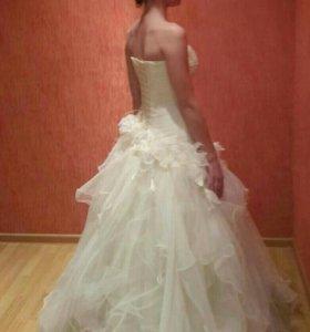 Платье праздничное (выпускное, свадебное)
