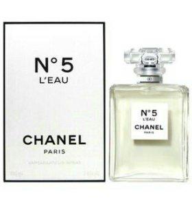 Chanel No 5 L'Eau, женский парфюм.