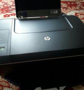 Цветной принтер (мфу)