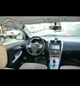 Toyota corolla 2008! тойота королла!