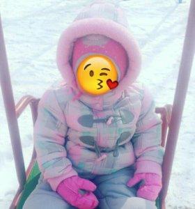 Детский комплект зима