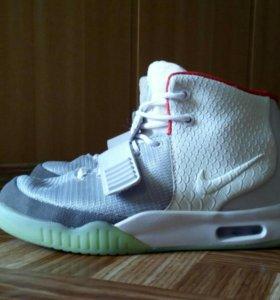 Nike Air Yeezy 2 grey