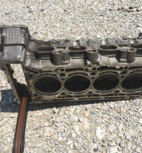 Мерседес w203 мотор м271 в разборе