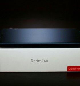 Xiaomi redmi 4a 32gb (dark grey новый)