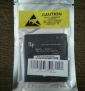 Новая батарея для телефона Fly (2350 mah)