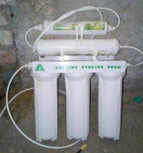 Фильтр тройной очистки б/у