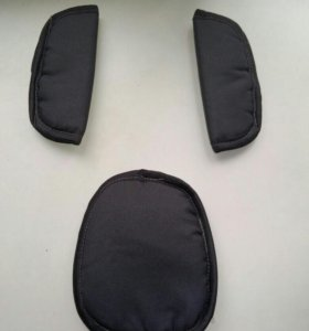 Накладки на ремни в коляску